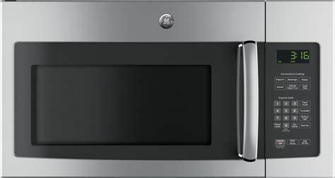 jnmrjss ge  cu ft   range microwave oven    cfm stainless steel