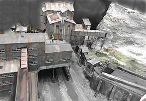 John U0026 39 S Ho Scale Coal Mine Layout