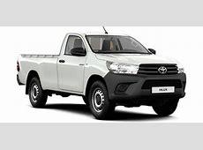 Hilux Übersicht und Funktionen Diesel Toyota Österreich