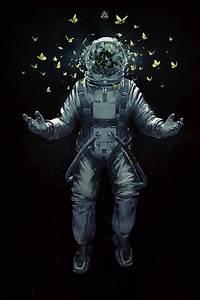 Spaceman #astronaut | Space | Pinterest | Astronauts ...