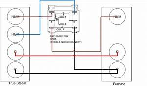 Need Help With Wiring Truesteam To Carrier Furnace And