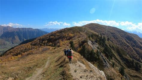 Zelta Svanetija (Gruzija) 10/2020 - POSTNOS - Journey is ...