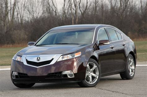 Acura Tl Review by Review 2010 Acura Tl Sh Awd 6mt Photo Gallery Autoblog