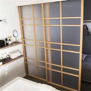 Castorama Cloison Amovible : une cloison amovible style japonisant castorama ~ Melissatoandfro.com Idées de Décoration