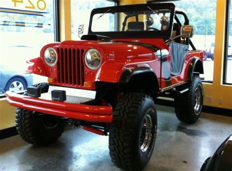 jeep willys custom 1956 jeep willys custom cj5