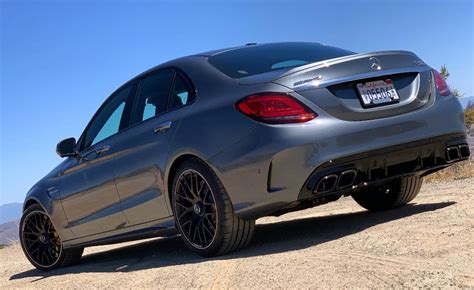 The new amg c63 is only lightly updated for the 2021 model year, offering new paint options and coming standard with a panoramic glass roof and a. 2020 AMG C63 S: Mercedes' High-Performance Luxury Sedan