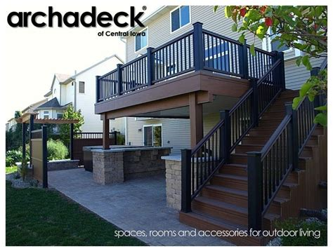 25 best ideas about second story deck on two