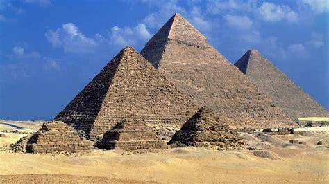pyramidenbau weltwunder antike geschichte planet wissen
