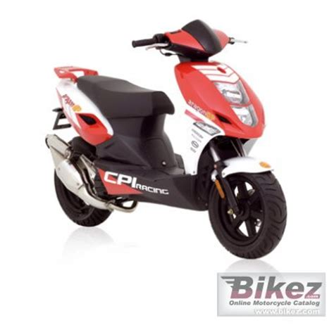 cpi aragon gp 50 2009 cpi aragon gp 50 specifications and pictures