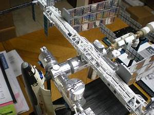 Revell International Space Station Model - Pics about space