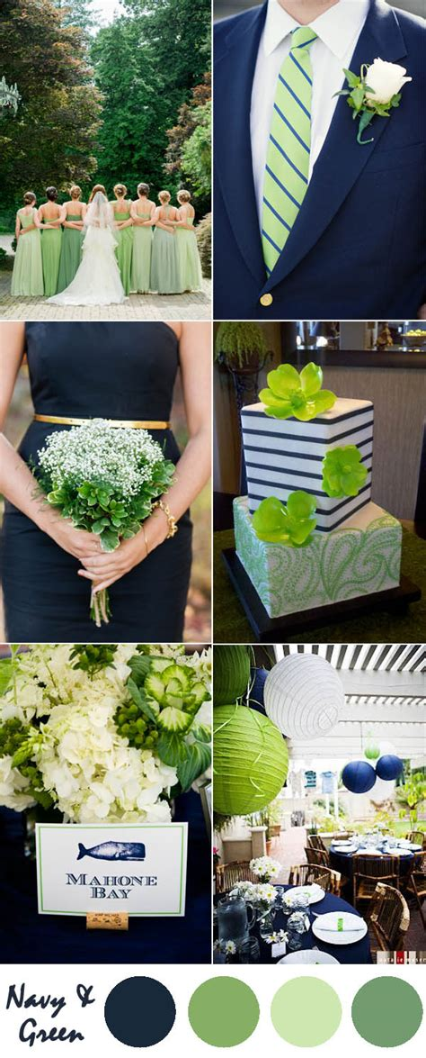 ten most gorgeous navy blue wedding color palette ideas for 2016 elegantweddinginvites com blog