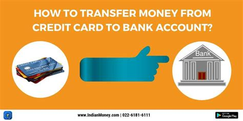 Maybe you would like to learn more about one of these? How To Transfer Money From Credit Card To Bank Account ...