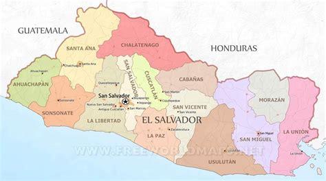 salvador maps freeworldmapsnet