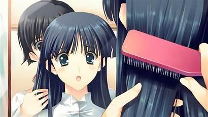 Album Touma Kazusa Hair Haruki Cg Anime