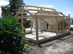 Autorisation Construction Abri De Jardin by Abri De Jardin Construction Plans Conseils Pi 232 Ge A