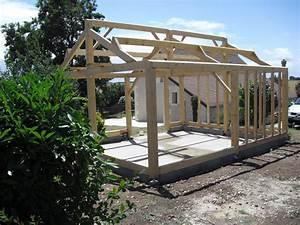 Fabriquer Un Abri De Piscine : abri de jardin construction plans conseils pi ge a ~ Zukunftsfamilie.com Idées de Décoration