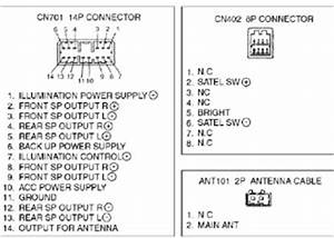 Sony Car Stereo Wiring Diagram For Speaker