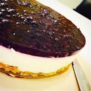 Torte Mit Frischkäse : blaubeer frischk se torte mit crunchyboden von luckytina ~ Lizthompson.info Haus und Dekorationen