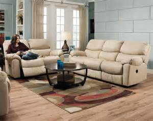 cream two couch set searider hazelnut reclining sofa
