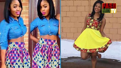 mix mode 15 femmes mode africaine fashion lookbook mod 232 le robe 2017