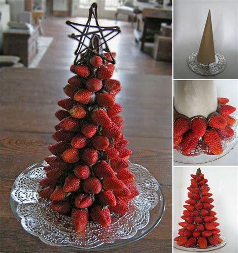 strawberry christmas tree christmas ideas christmas