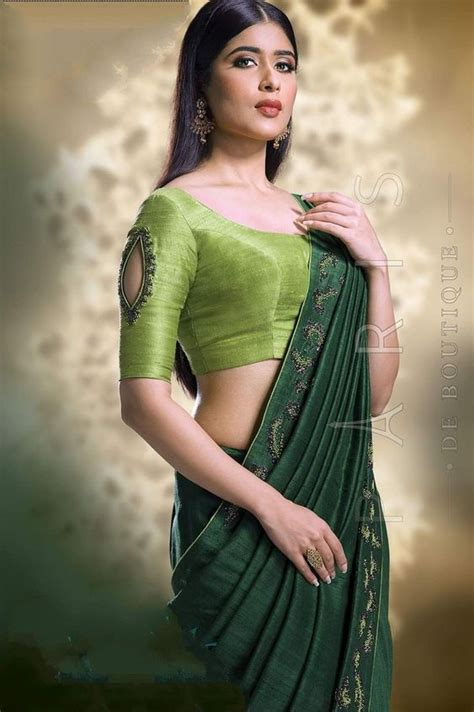 beautiful saree blouse sleeve designs    year