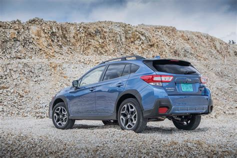 2018 Subaru Crosstrek First Drive Still Brilliant, But