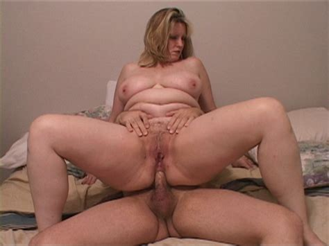 Blonde Chubby Milf Gets Her Pooper Screwed Golden Bbw