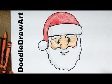 best drawi g of santa clause with chrisamas tree how to draw santa claus step by step lesson