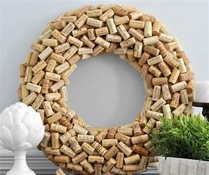 Bricolage Bois Facile : bricolage de no l facile 13 id es avec bouchon li ge la maison diy ~ Melissatoandfro.com Idées de Décoration