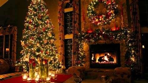 best christmas indoor tree lights a very cozy home