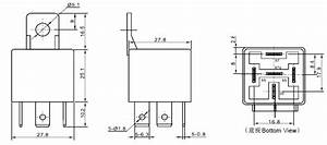 China 60 Amp 4pin Relay Manufacturers And Suppliers