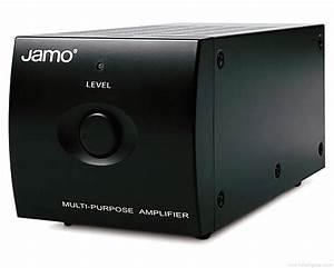 Jamo Mpa-101 - Manual - Multi Purpose Amplifier