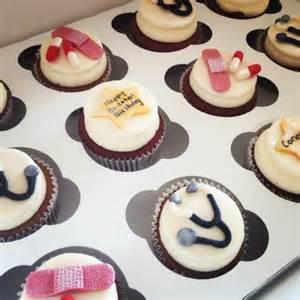 Doctor Happy Birthday Cupcakes