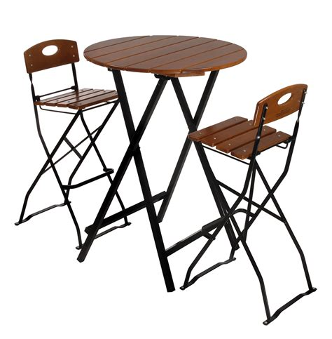 round bar table and chairs round bar height table stools