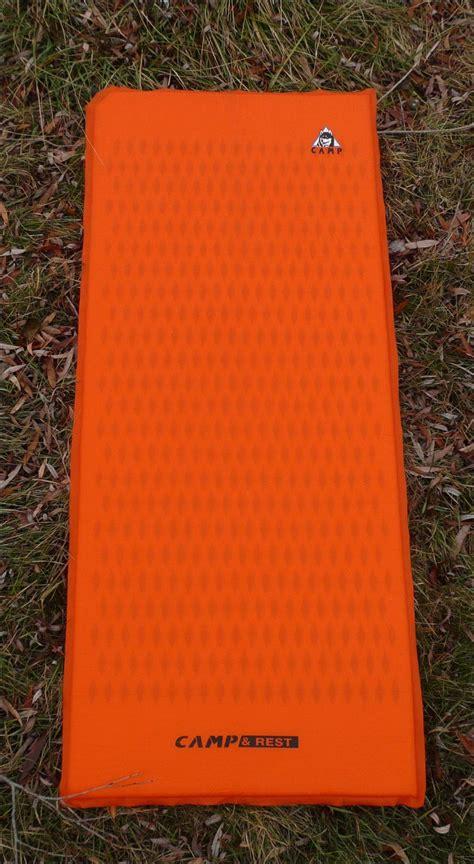 tapis de sol autogonflant matelas autogonflant light mat de c