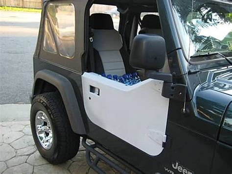 jeep half doors half doors are coming along nicely