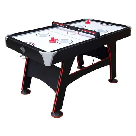 air hockey table accessories lancaster 66 inch indoor family gameroom air powered
