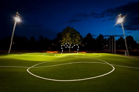 worlds  puckelball pitch  malmoe sweden colossal