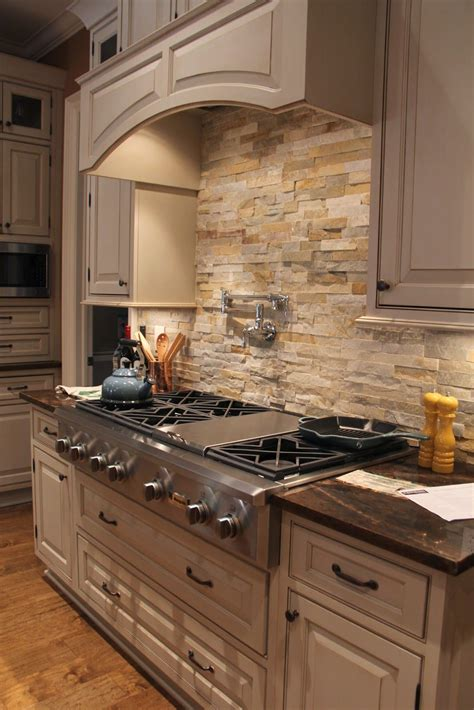 kitchen with backsplash the 25 best stacked backsplash ideas on