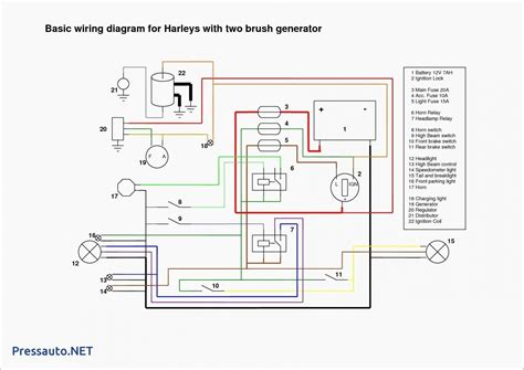 Points Ignition Coil Wiring Diagram Data Diagrams