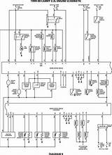 Wiring Diagram For 2000 Toyota Camry