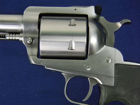 Blackhawk Floor Model 67402 by Ruger Powerful Blackhawk 44 Magnum Stainless For