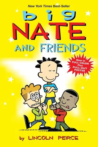 big nate  friends  lincoln peirce