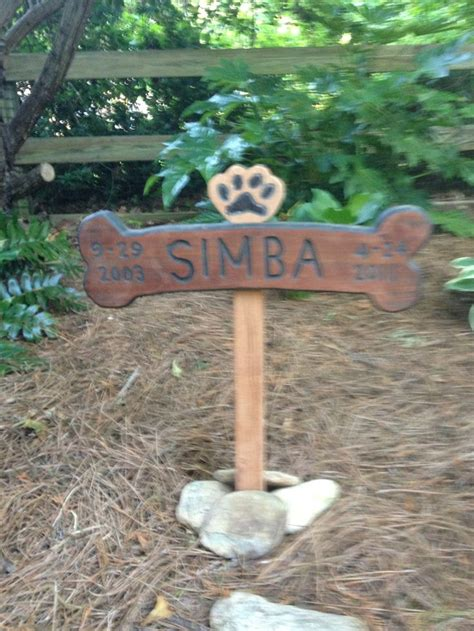 dog grave marker ideas  funny signs stuff