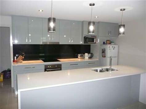 Galley Kitchen Design Kitchen Gallery Brisbane Kitchens