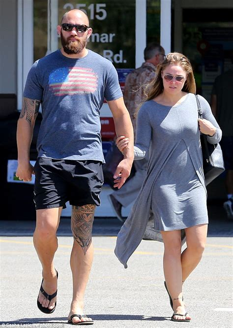 Ronda Rousey Boyfriend Suzuki by Martial Artist Ronda Rousey In Relationship Rumored