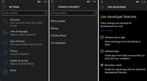 hướng dẫn interop unlock để vọc thiết bị windows 10