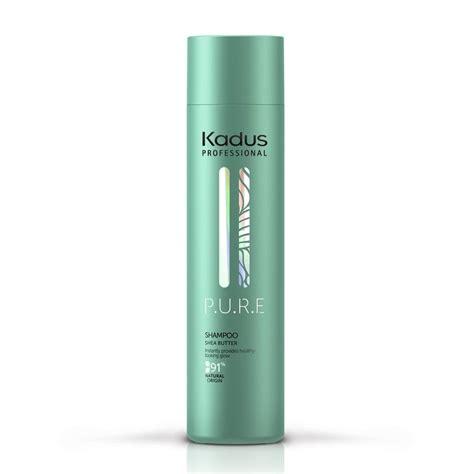 Kadus P.U.R.E Natural Shampoo | Adel Professional