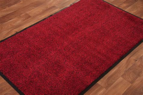 Non Skid Rugs Washable by Machine Washable Cotton Barrier Mat Non Slip Rubber Small